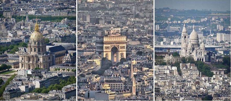 photo 3 monuments