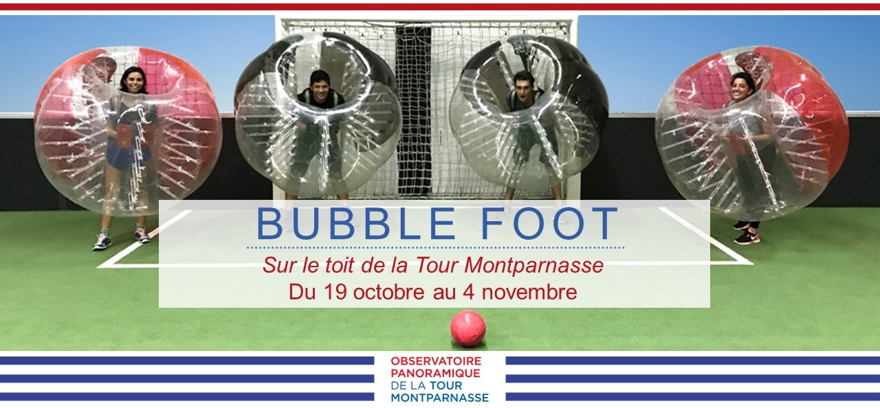visuel evenement Bubble Foot v3