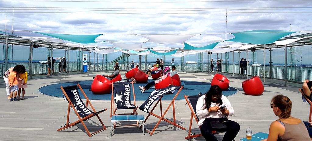 rooftop bar paris