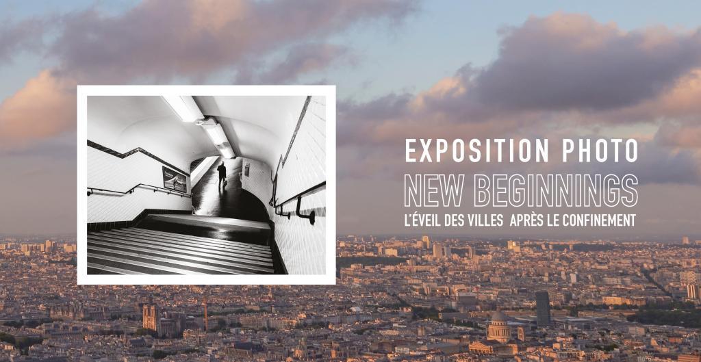 Exposition photo NEW BEGINNINGS : l'éveil des villes après le confinement